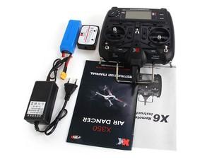 محتویات جعبه XK X350