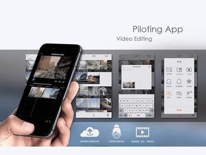 App کوادکوپتر Wingsland S6