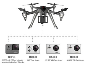 دوربین MJX C4000