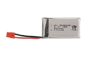 باتری کوادکوپتر X5 سوکت قرمز
