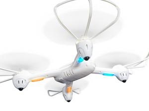 چراغ های LED کوادکوپتر بدون دوربین MJX X708 (همراه باتری یدکی)