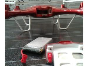 باتری کوادکوپتر سایما سوکت قرمز مناسب X5UW