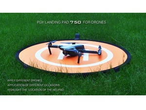 پد لندینگ و فرود مناسب Drone