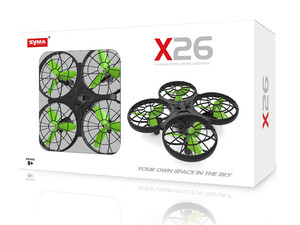 Syma X26 Package Box