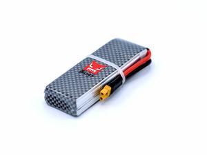 باتری لیتیوم پلیمر 2200mAh مناسب کوادکوپتر باگز ۲ (سلول کرهای)