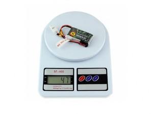 باتری لیتیوم پلیمر دو سل با ظرفیت 800mAh