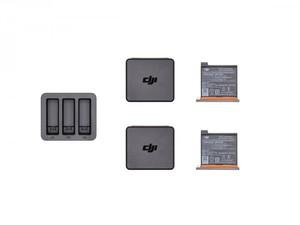 هاب شارژر و باتری اوزمو اکشن Osmo Action Charging Kit
