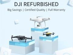 هلی شات DJI از نوع Refurbished بخریم یا نخریم؟