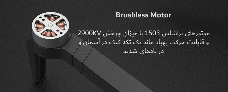 Brushless Motor for MJX Bugs 19 PRO 4K