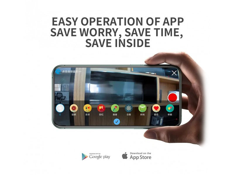 SJRC F7 ios android app