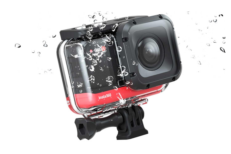 Insta360 ONE R Dive Case4K