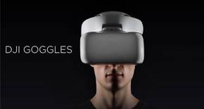 عینک گاگلز برای کوادکوپتر DJI