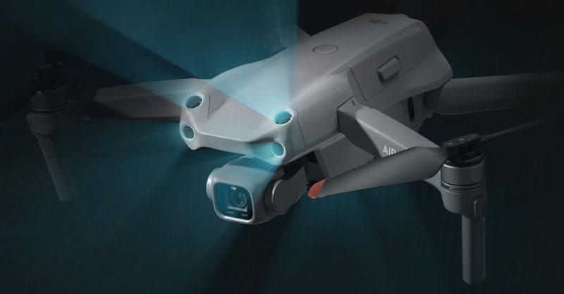 mavic air 2s sensor