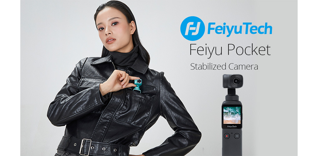 گیمبال Feiyu Pocket