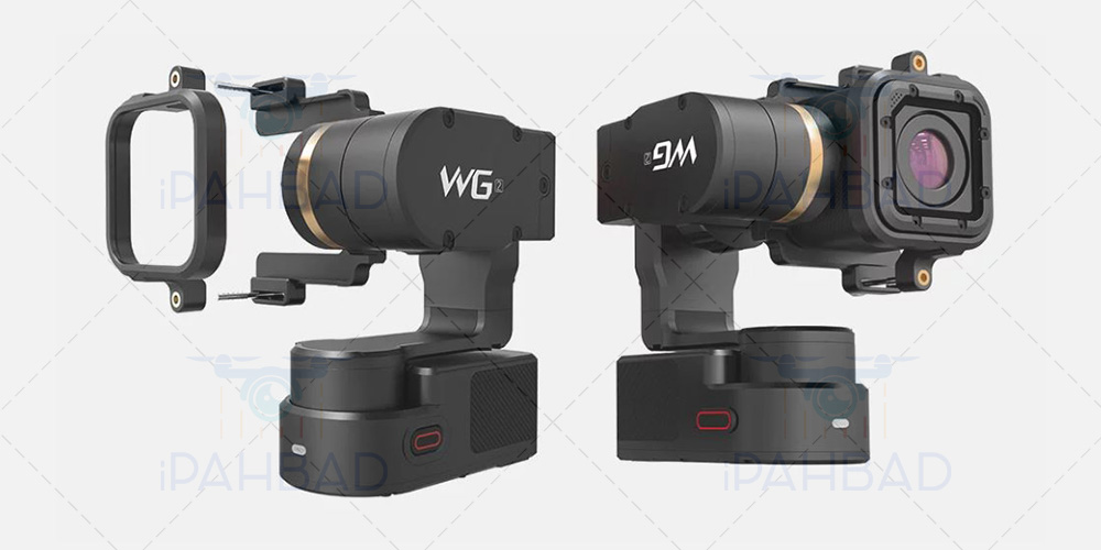WG2 for Action camera stabilizer