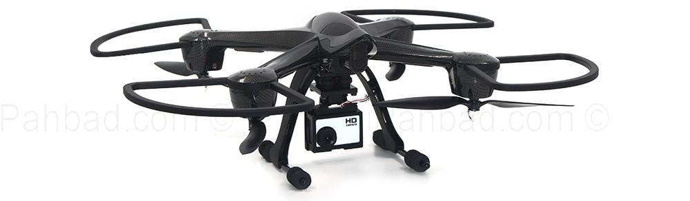 کواد کوپتر دوربین دار FX122