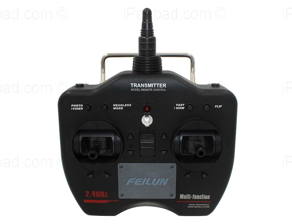 رادیو کنترل کواد کوپتر FX122
