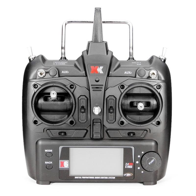 xk-k110 rc remote control radio