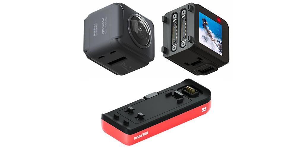 دوربین insta 360 one R Twin Edition