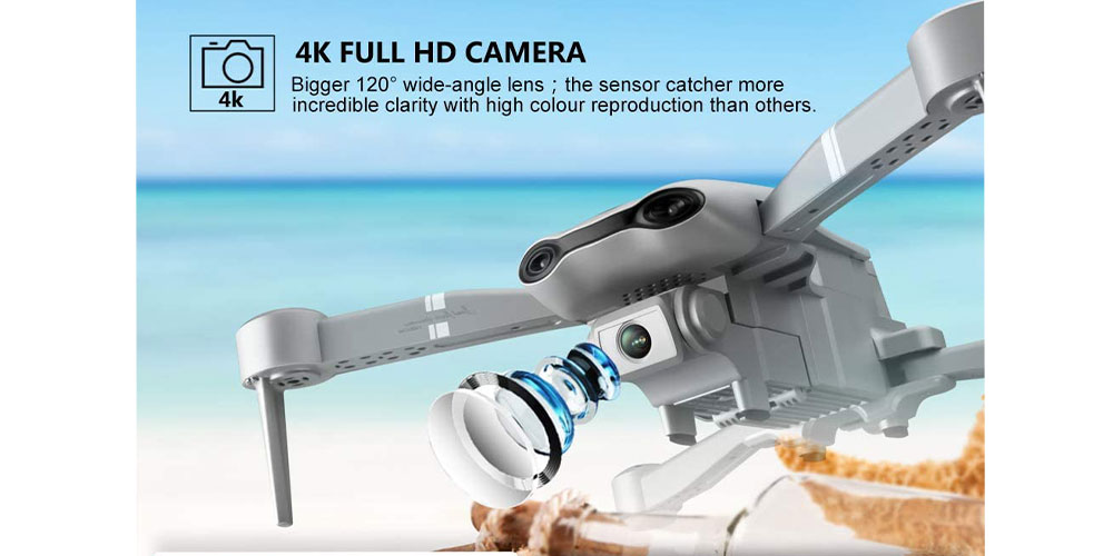 دوربین کوادکوپتر 4DRC F3