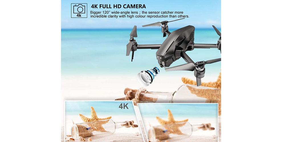 دوربین کوادکوپتر 4DRC M1