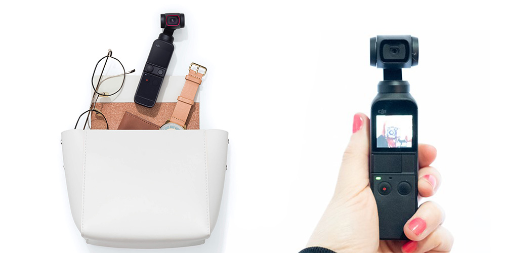 گیمبال  DJI Osmo Pocket 2