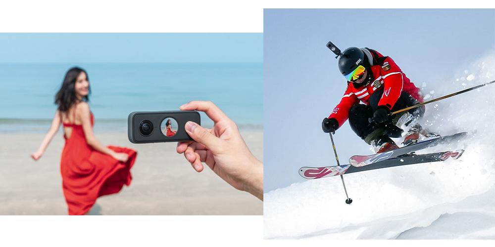 قابلیت دوربین اینستا ۳۶۰ مدل One X2