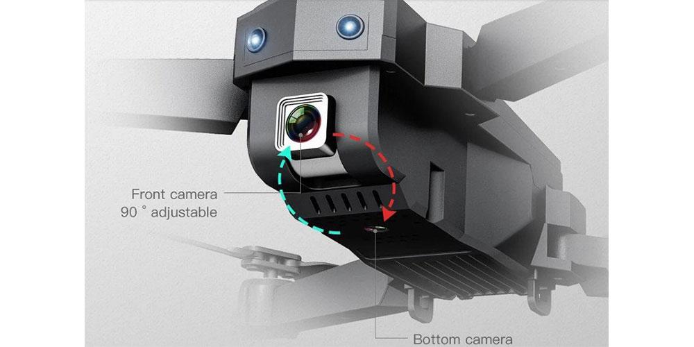 دوربین کوادکوپتر ZLRC SG107