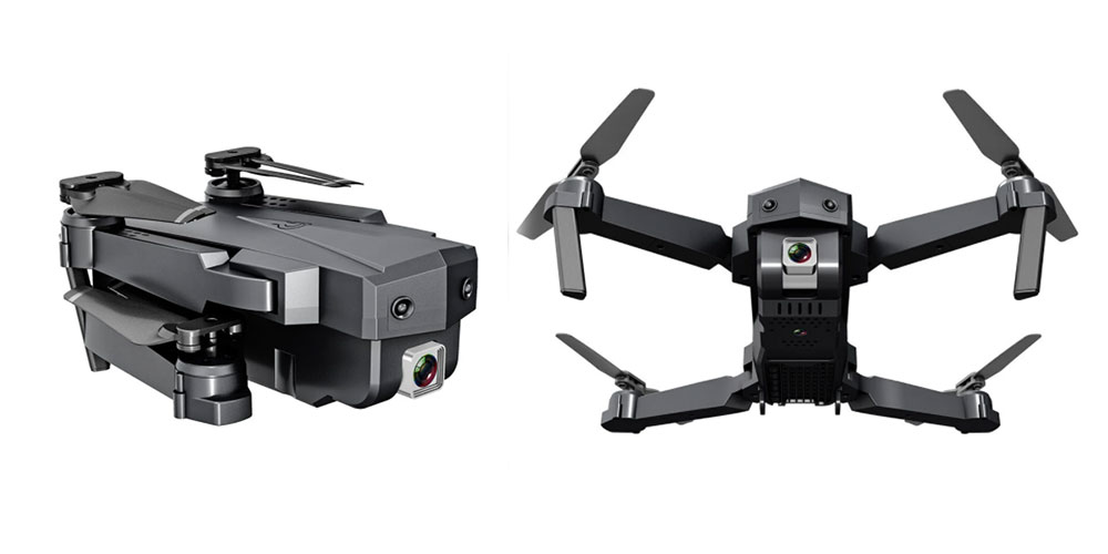 ابعاد کوادکوپتر ZLRC SG107