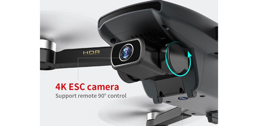 دوربین کوادکوپتر  ZLRC SG108