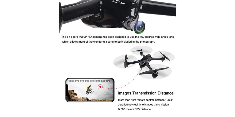 دوربین کوادکوپتر JJRC X8