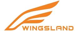 Wingsland Drones Logo