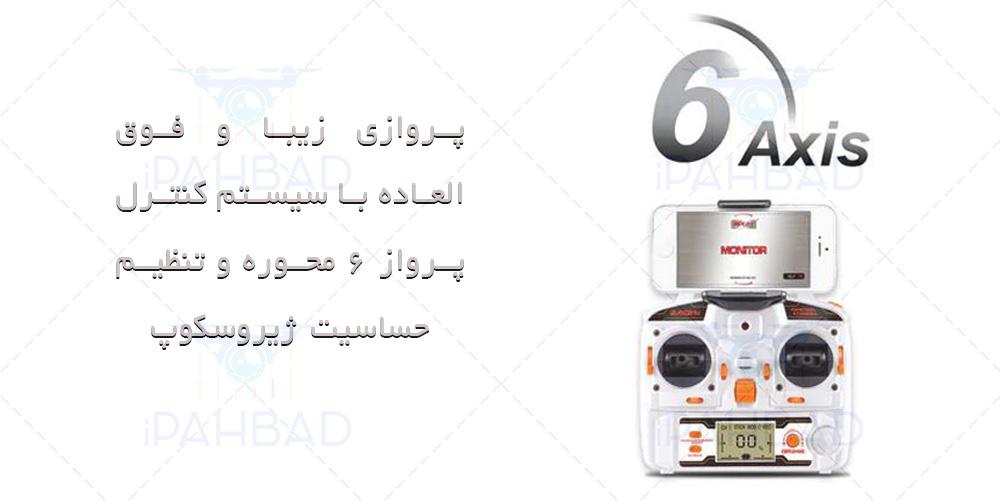 MJX-X600 radio