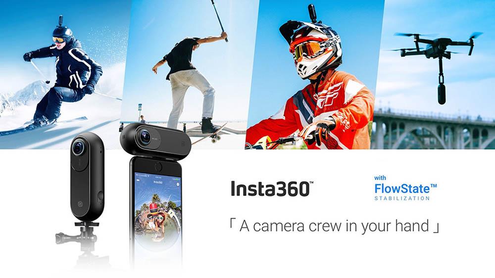 دوربین Insta360