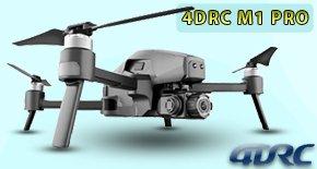خرید کوادکوپتر 4DRC M1 PRO