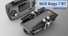 کوادکوپتر MJX Bugs 7 - B7