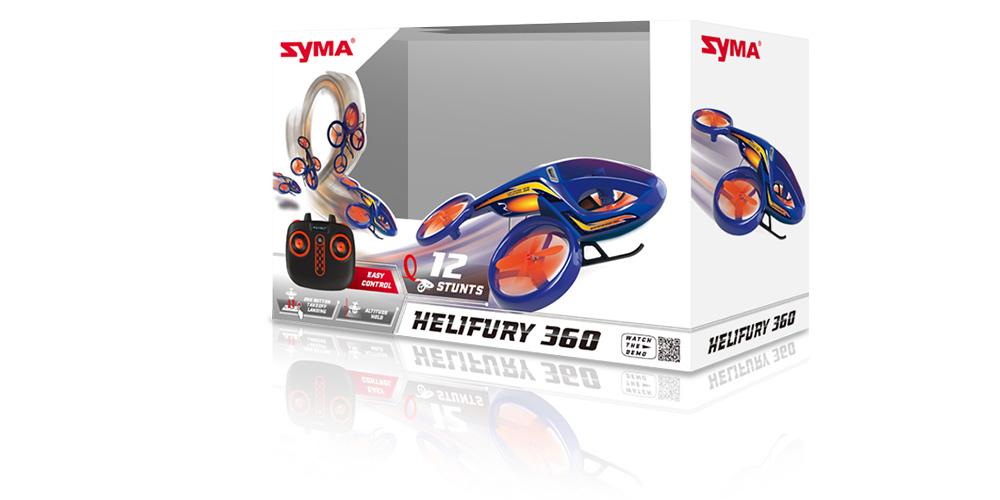 کوادکوپتر Syma Helifury TF1001