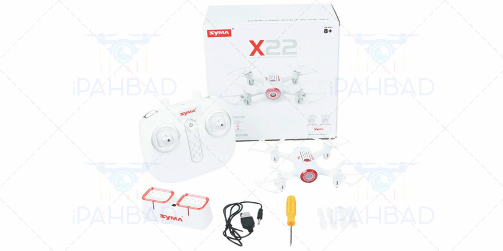 Syma X22 Package