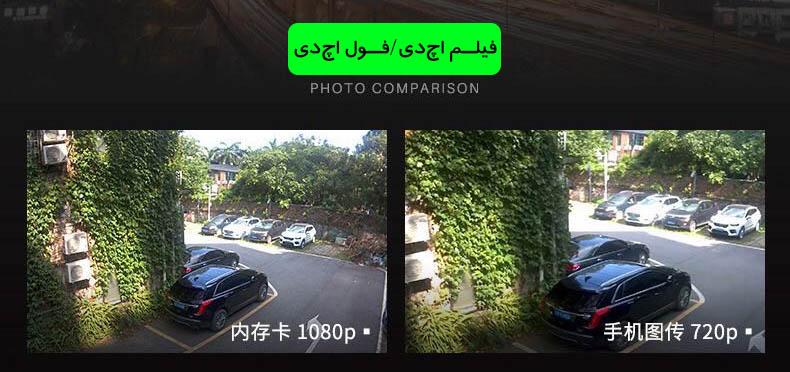 کیفیت دوربین هلیشات سایما X30