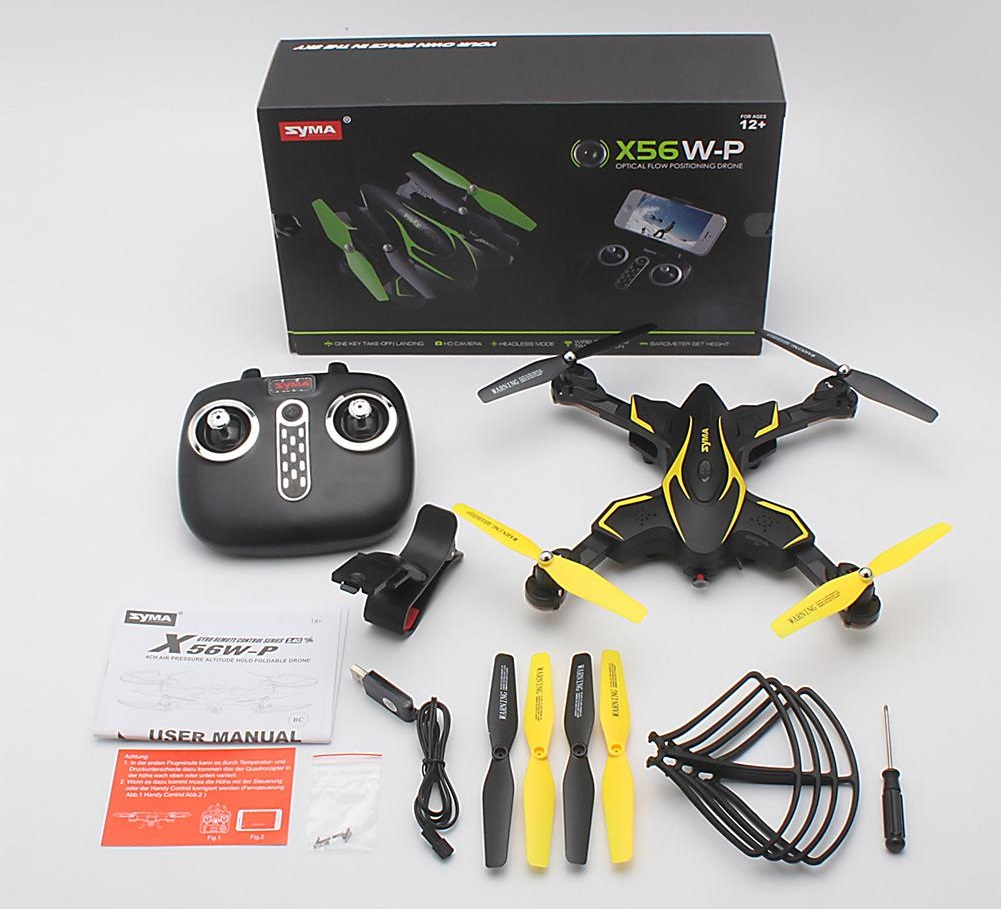 Syma X56WP Package
