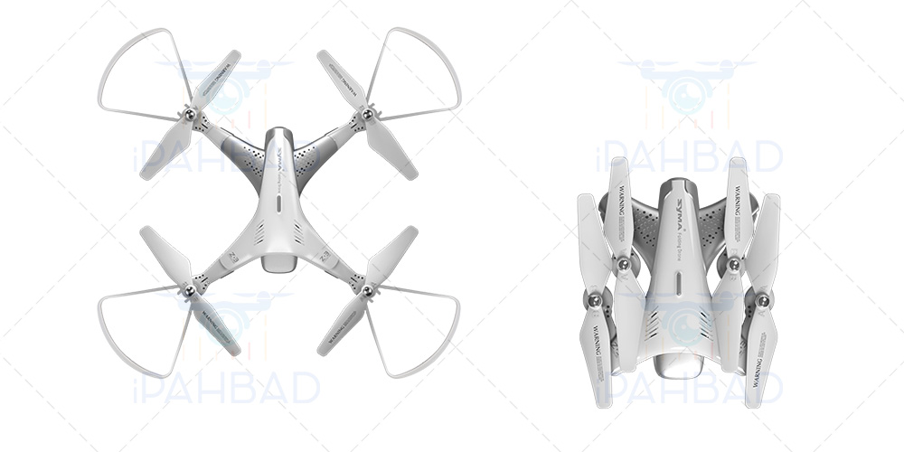 SYMA Z3 Foldable Drone