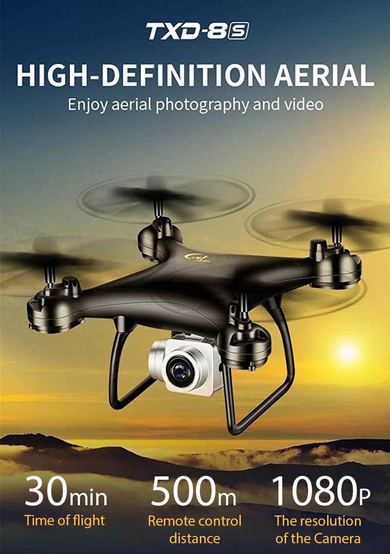 TXD-8S Drone