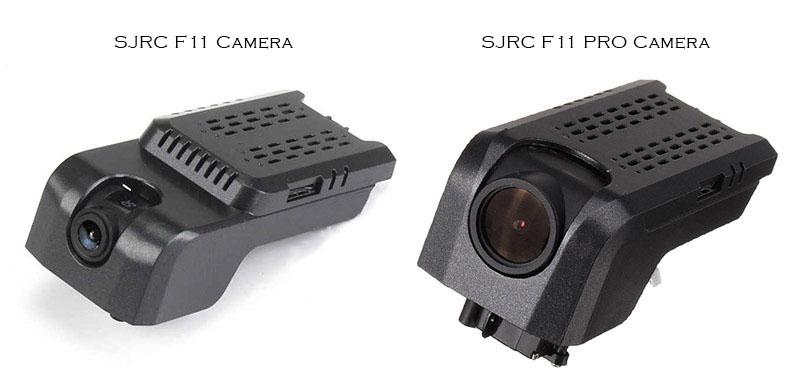 مقایسه دوربین کوادکوپتر SJRC F11 PRO و F11