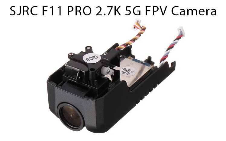 دوربین کوادروتور SJRC F11 PRO