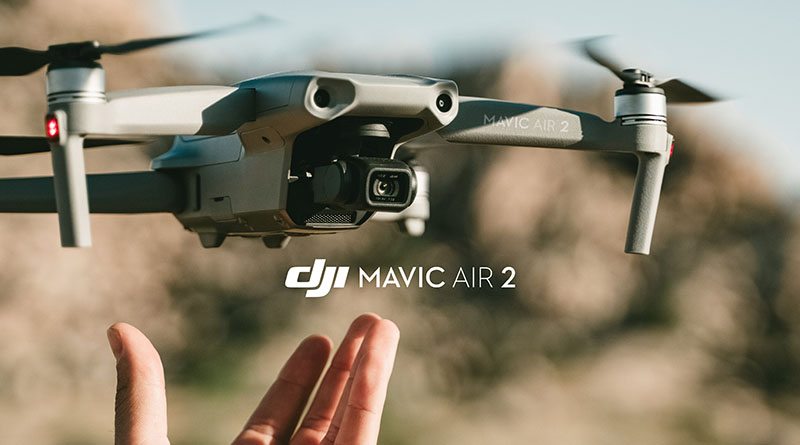 DJI Mavic Air 2 Article Comparison