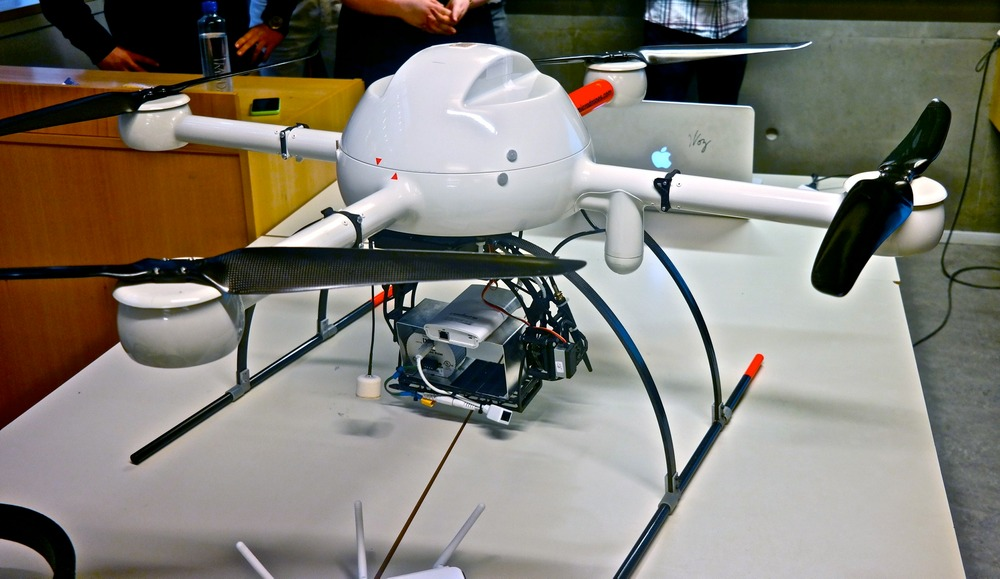 MD4-1000 Drone