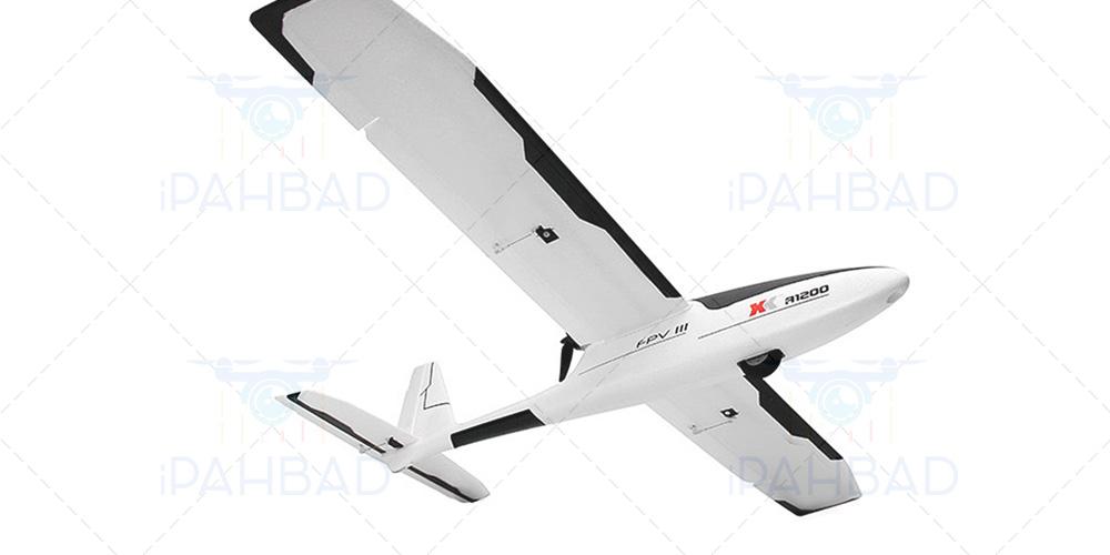 هواپیمای کنترلی XK A1200 EPO RC Airplane RTF