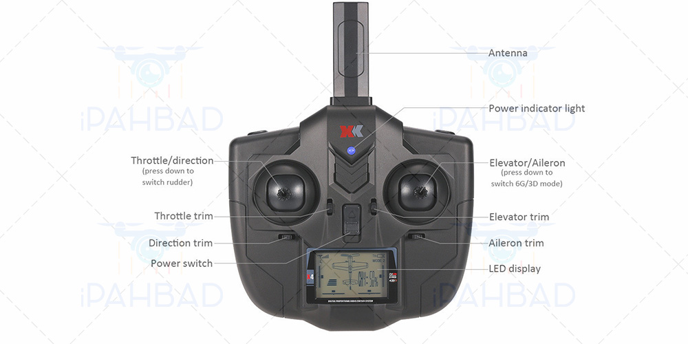 XK-A430 Radio Control RC