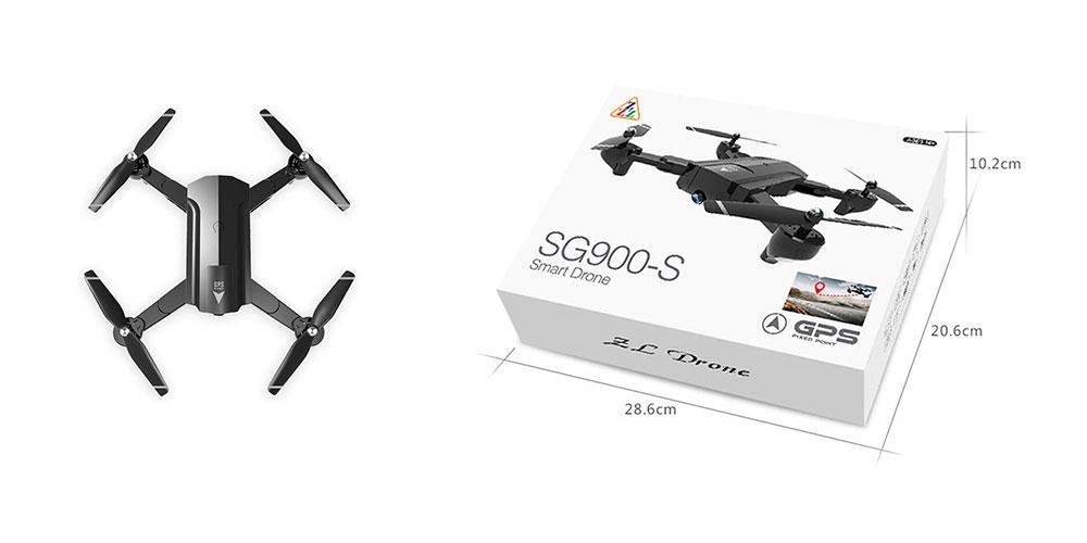 کوادکوپتر ZLRC SG900-S