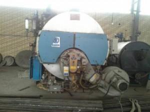 دیگ بخار پنج تن ماشین سازی اراک